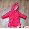 Eladó  Hema pink steppelt kabát bébiknek,méret:74