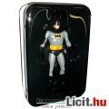 Eladó 18cm-es Batman figura - Caped Crusader 60s retro megjelenéssel, fém díszdobozos ajándékcsomagolásban