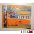 Eladó BKV Havibérlet Tanuló 2007 Július (BKV Bérlet Gyűjteménybe) 2kép :)