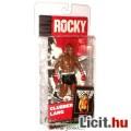 Eladó NECA Rocky figura - 18cm-es Rocky III Clubber Lang / Mr-T figura nyugodt arccal, fekete nardággal és