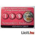 Eladó Telefonkártya 2000/07 - Tudakozó (2képpel :)