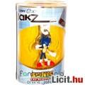 Eladó 4cm-es Sega Sonic figura - Sonic játék figura tumbs up pózban - Sonic the Hedgehog Tomy Gacha Jakz t