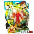 Eladó Ben 10 figura - 13cmes Heatblast / Lánglovag idegen játék figura mozgatható végtagokkal - Új Ben10 s