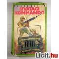 Eladó Sivatagi Kommandó (Frank Geron) 1987 (3kép+Tartalom :) Akció, Kaland