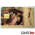 Eladó Telefonkártya 1997/02 - Csontváry (2képpel :)