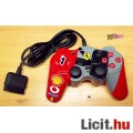 Profi autóversenyzős joystick, kontroller PS One.