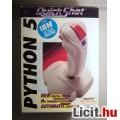 Eladó Quick Shot QS-189 Python 5 Joystick Retro (1992) dobozában (8képpel :)