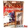 Eladó Marvel Szuperhősök sakk figura - Kang Bosszúállók / Avengers ellenség ólom figura angol újsággal - E
