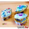 Eladó Porcelán szelence készlet, különféle formák.