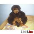 Eladó szörös majom plüss maki