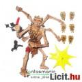 Eladó Skeleton Warriors figura - 14cmes Aracula négykarú csontváz szörny Retro / Vintage Playmates Toys fi
