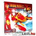 Eladó 74 elemes Vasember építőjáték - mozgatható Iron Man / Vasember figura és építhető jármű szett - Mega