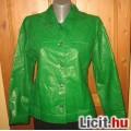Eladó Extragaváns egyedi zöld kabát,méret:38