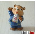 Eladó Kinder figura 1995 Top Ten Teddies - Karl Kassenfüller maci