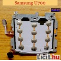 Eladó Bontott billentyűzetpanel, fólia: Samsung U700.