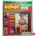 Nahát 1997/6 Június (Ismeretterjesztő Magazin) 3kép+Tartalom :)