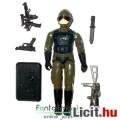 Eladó GI Joe figura - Tripwire V4 katona figura felszereléssel és talppal - vintage testű Hasbro G.I. Joe
