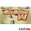 Eladó PSP játék: Micro Machines V4 miniatűr autóverseny játékautókkal a laká
