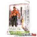 Eladó 18cm-es Green Arrow / Zöld Íjász figura TV sorozat megjelenéssel, íjjal, nyilakkal és trófeával