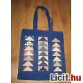 Eladó kézzel készült patchwork nagy pakolós táska