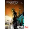 Eladó új Bloodlust cyberpunk vámpír képregény 2. szám - Temetetlen múlt 28 oldal, színes - magyar alkotói