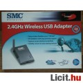 Eladó SMC 2662 - 2,4GHz Wireless USB Adapter