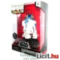 Eladó Star Wars figura 16-18cm-es Elite R2-D2 / R2D2 droid 10cm magas mozgatható fém modell figura Black S