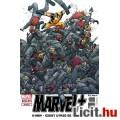 Eladó x új Marvel+ képregény 29. szám 2016/5 X-Men és Ezüst Utazó - Új állapotú magyar nyelvű Marvel szupe