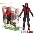 Eladó 16-18cmes DC Comics / Green Arrow figura - Aresnal figura - piros Zöld Íjász szövetséges TV megjelen