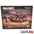 162 elemes Call of Duty Mega Bloks figura - 2db kommandós figura + csónak - Beach Assault 06816 - Me
