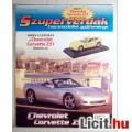 Eladó Szuperverdák 21.szám Chevrolet Corvette Z51 (Autó nélkül) 4kép+Tartalo