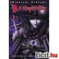 Eladó új D, a Vámpírvadász #1 manga képregény magyar nyelven ELŐRENDELÉS február 15-ig