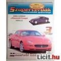 Eladó Szuperverdák 3.szám Maserati Coupé (Autó nélkül) 4kép+Tartalom