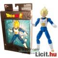 Eladó 16cm-es Dragon Ball figura - Super Saiyan Vegeta / Vegita figura mozgatható végtagokkal - Bandai Dra