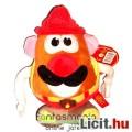 Eladó Toy Story - Krumplifej úr 15cm-es plüss figura Tűzoltó ruhában - Mr Potato Head / Krumplifejű Uraság