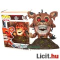 10cmes Funko POP figura FNAF Twisted Foxy Five Nights at Freddy's Twisted Ones nightmare-szerű s