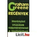 Eladó Graham Greene: REGÉNYEK-Merénylet-Utazások nagynénémmel-A tiszteletb.