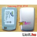 Eladó Akkumulátor  Samsung E710. E715, Ezüst Li-ion.