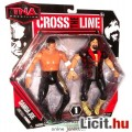 Eladó Pankrátor figura - Samoa Joe és Mick Foley figura duplacsomag prémium minőségű TNA / WWE Pankráció /
