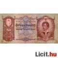 Eladó 50 Pengő  1932