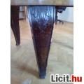 Eladó antik bővíthető ovális nagy asztal