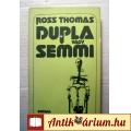 Eladó Dupla vagy Semmi (Ross Thomas) 1983 (6kép+tartalom) Akció, Kaland
