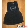 Eladó Pöttyös lányka ruha,méret:110/116