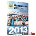 Eladó 2013-as foci / futball hivatalos Manchaster City Poszter Naptár - A3 / 42x29cm