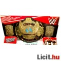 Eladó 90cm-es Pankráció / Pankrátor Bajnoki Öv - WWE World Heavyweight Csapatbajnoki / Tag Team felvehető