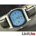 Eladó CITIZEN férfi automata ezüst szín óra dátum napok világoskék számlap