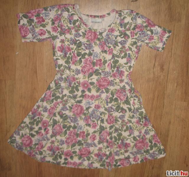 Licit.hu Virágos lányka nyári ruha 56a5385cad