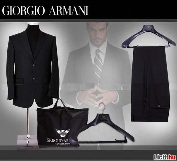 96af07a975 Licit.hu Eredeti GIORGIO ARMANI öltöny! Az ingyenes aukciós piactér ...
