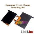 Bontott LCD kijelző: Samsung C3300K Champ
