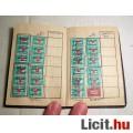 Szakszervezeti Tagsági Könyv (1963) Gyűjteménybe (4képpel :)